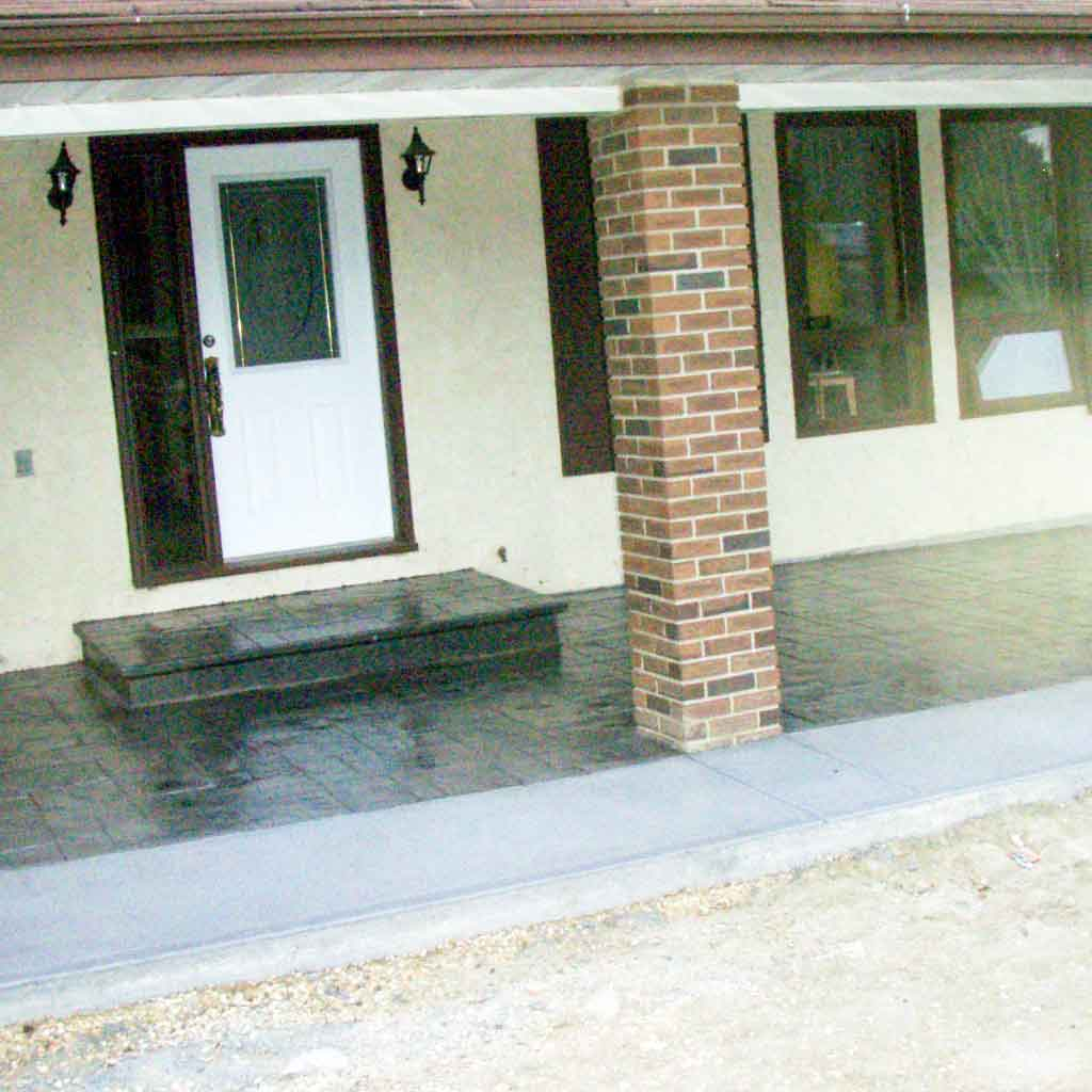 River Valley Concrete - Completed Concrete Work Images